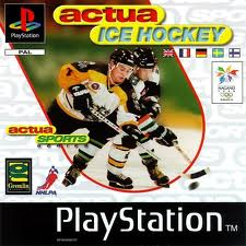 Actua Ice Hockey per PlayStation