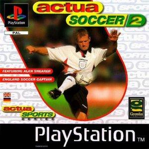 Actua Soccer 2 per PlayStation