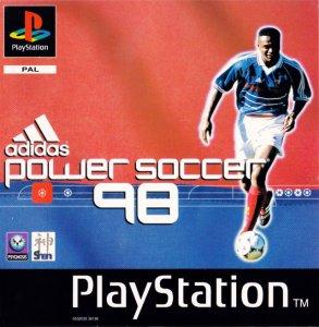 Adidas Power Soccer '98 per PlayStation
