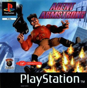 Agent Armstrong per PlayStation