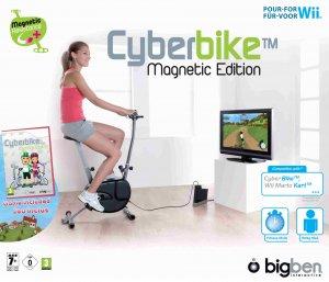 Cyberbike Magnetic Edition per Nintendo Wii