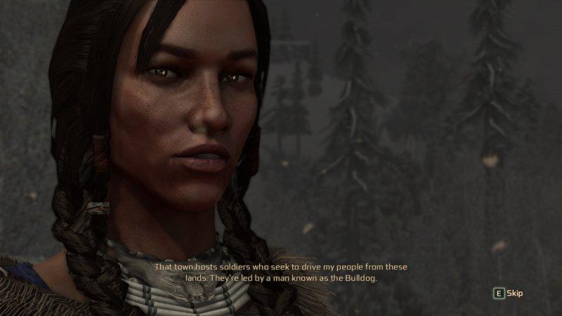 La versione PC di Assassin's Creed III è graficamente molto più bella di quelle console