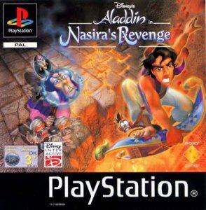 Aladdin Nasira's Revenge per PlayStation