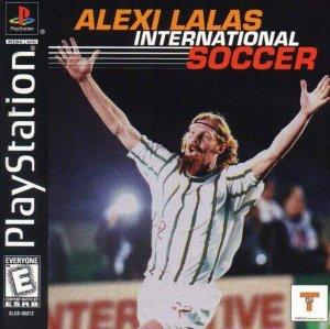 Alexi Lalas International Soccer per PlayStation