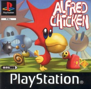 Alfred Chicken per PlayStation