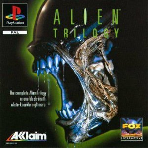 Alien Trilogy per PlayStation