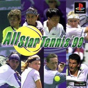 All-Star Tennis '99 per PlayStation