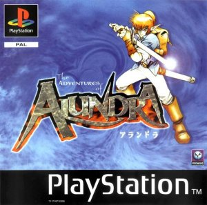 Alundra per PlayStation