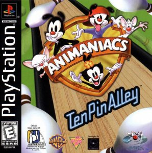 Animaniacs Ten Pin Alley per PlayStation