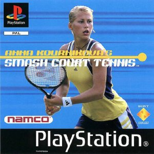 Anna Kournikova Smash Court Tennis per PlayStation
