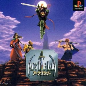Arc The Lad per PlayStation