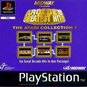 Arcade's Greatest Hits: The Atari Collection 1 per PlayStation