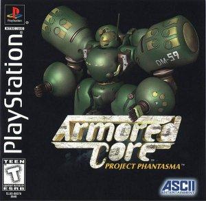 Armored Core: Project Phantasma per PlayStation