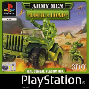Army Men World War: Final Front per PlayStation