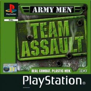 Army Men World War: Team Assault per PlayStation