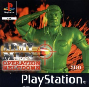Army Men: World War per PlayStation