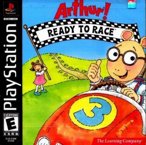 Arthur: Ready to Race per PlayStation