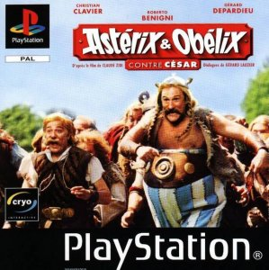 Asterix and Obelix Take on Caesar per PlayStation