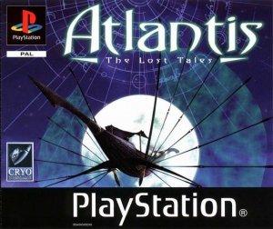 Atlantis: The Lost Tales per PlayStation