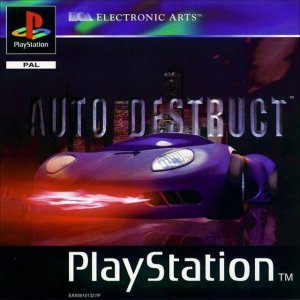 Auto Destruct per PlayStation