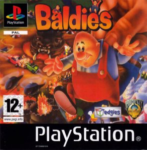 Baldy Land per PlayStation