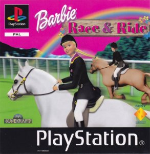 Barbie Race and Ride per PlayStation