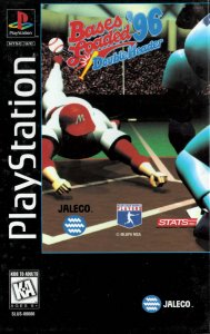 Bases Loaded '96: Double Header per PlayStation