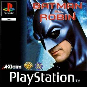 Batman & Robin per PlayStation