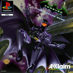 Batman Forever: The Arcade Game per PlayStation