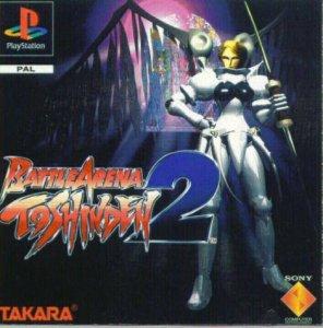 Battle Arena Toshinden 2 per PlayStation