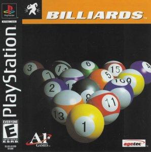Billiards per PlayStation