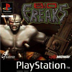 Bio F.R.E.A.K.S. per PlayStation