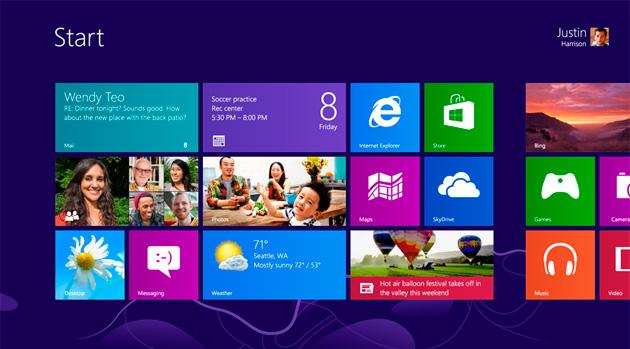 Microsoft Windows 8 - Le Fondamenta