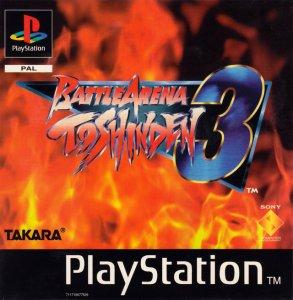 Battle Arena Toshinden 3 per PlayStation