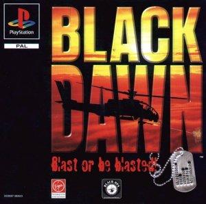 Black Dawn per PlayStation