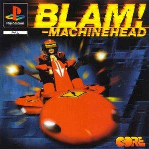 Blam! Machinehead per PlayStation