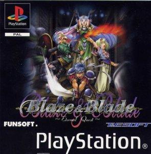 Blaze & Blade: Eternal Quest per PlayStation