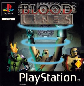 Blood Lines per PlayStation