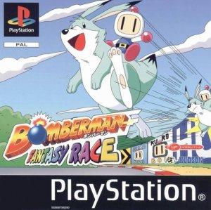 Bomberman Fantasy Race per PlayStation