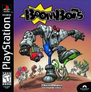 Boombots per PlayStation
