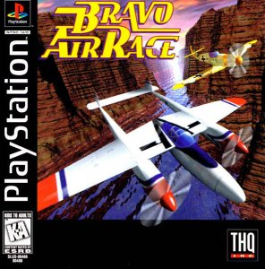 Bravo Air Race per PlayStation