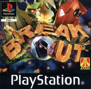 Breakout per PlayStation