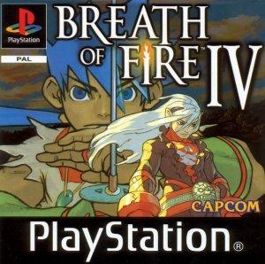 Breath of Fire IV per PlayStation