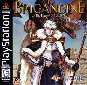 Brigandine per PlayStation