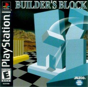 Builder's Block per PlayStation