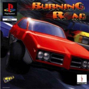 Burning Road per PlayStation