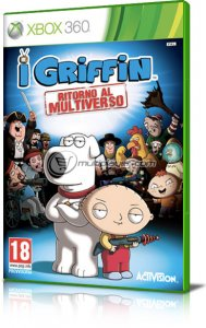 I Griffin: Ritorno al Multiverso per Xbox 360