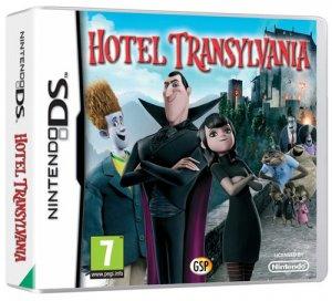 Hotel Transylvania per Nintendo DS