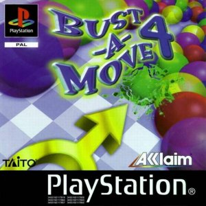Bust-A-Move 4 per PlayStation