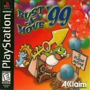 Bust-A-Move '99 per PlayStation